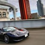 自分だけのフェラーリをテーラーメイドする、458 スパイダー 武士道|Ferrari