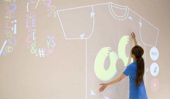 オープニングセレモニー 大阪店の「Sketch Wall」で新体験を|OPENING CEREMONY
