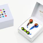 「KOTORI×ホールマーク」コラボレーションのイヤフォン第3弾が発売|KOTORI