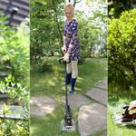 日本の庭のために開発された1台5役のマルチ園芸工具 BLACK+DECKER