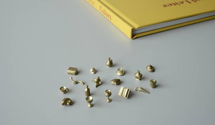 精緻な技術力が光る38種類の真鍮製のピン|PROOF OF GUILD