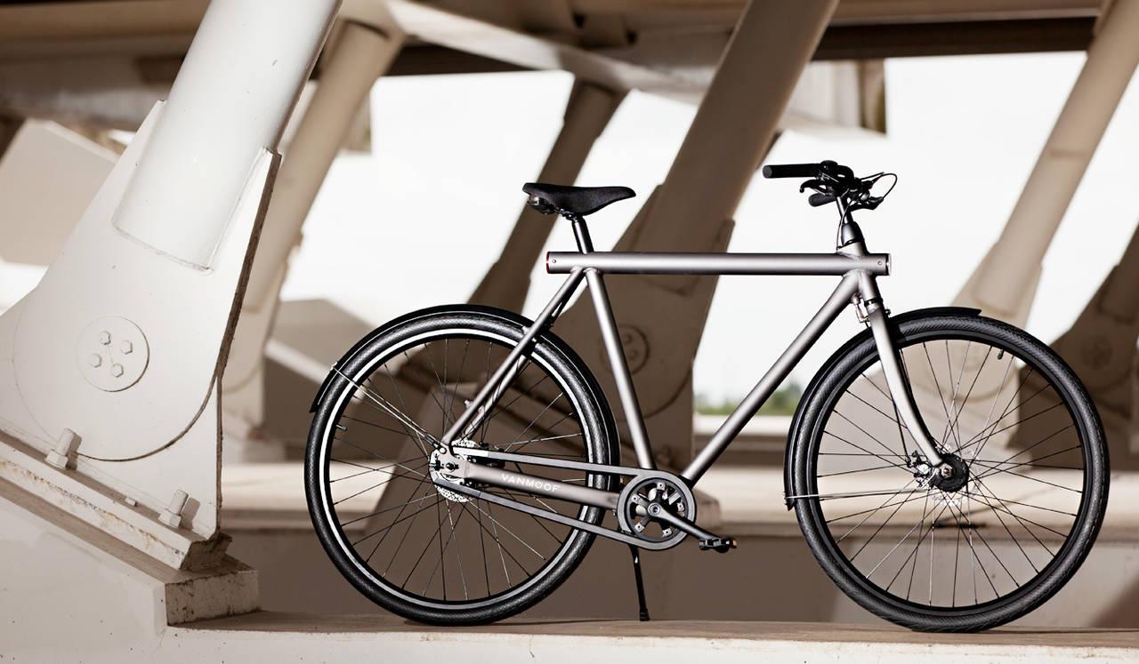イノベーティブなダッチデザイン自転車「バンムーフ」が新作発表 VANMOOF