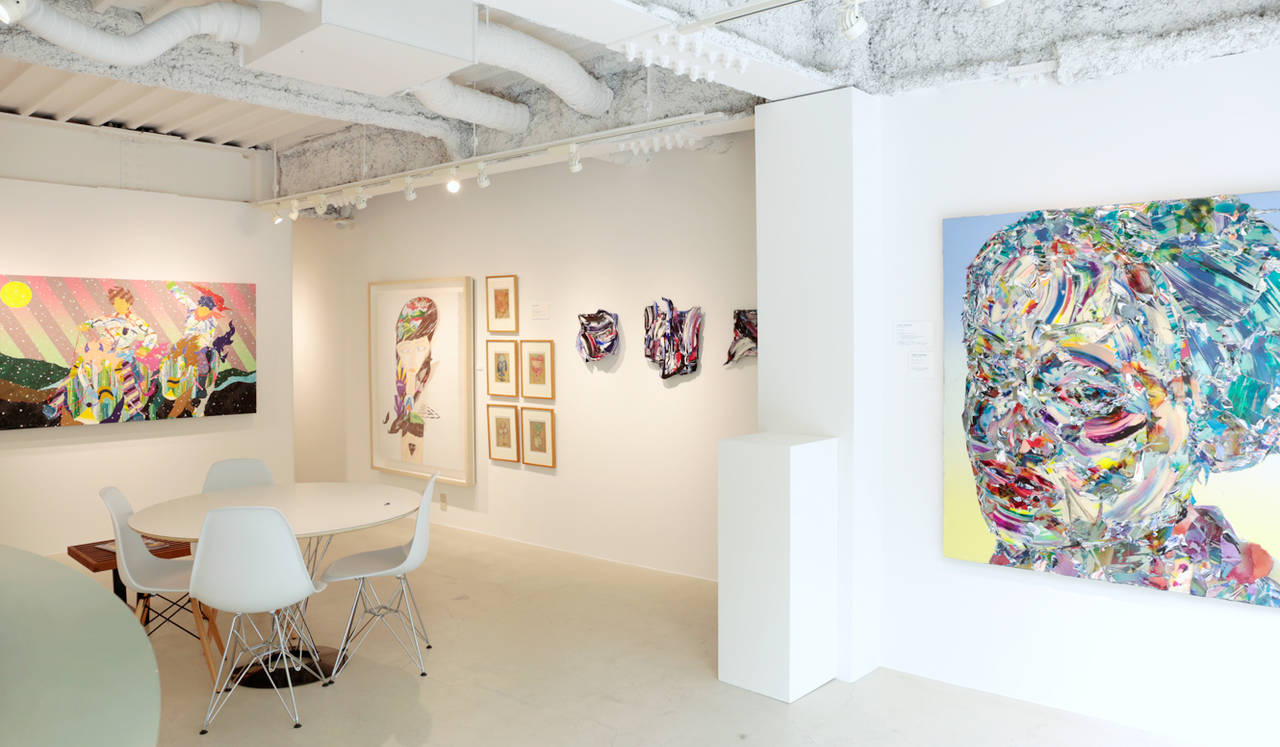 「artless」代表・川上シュンらが参加する『SUPER JAPANISM』展|WALLS TOKYO