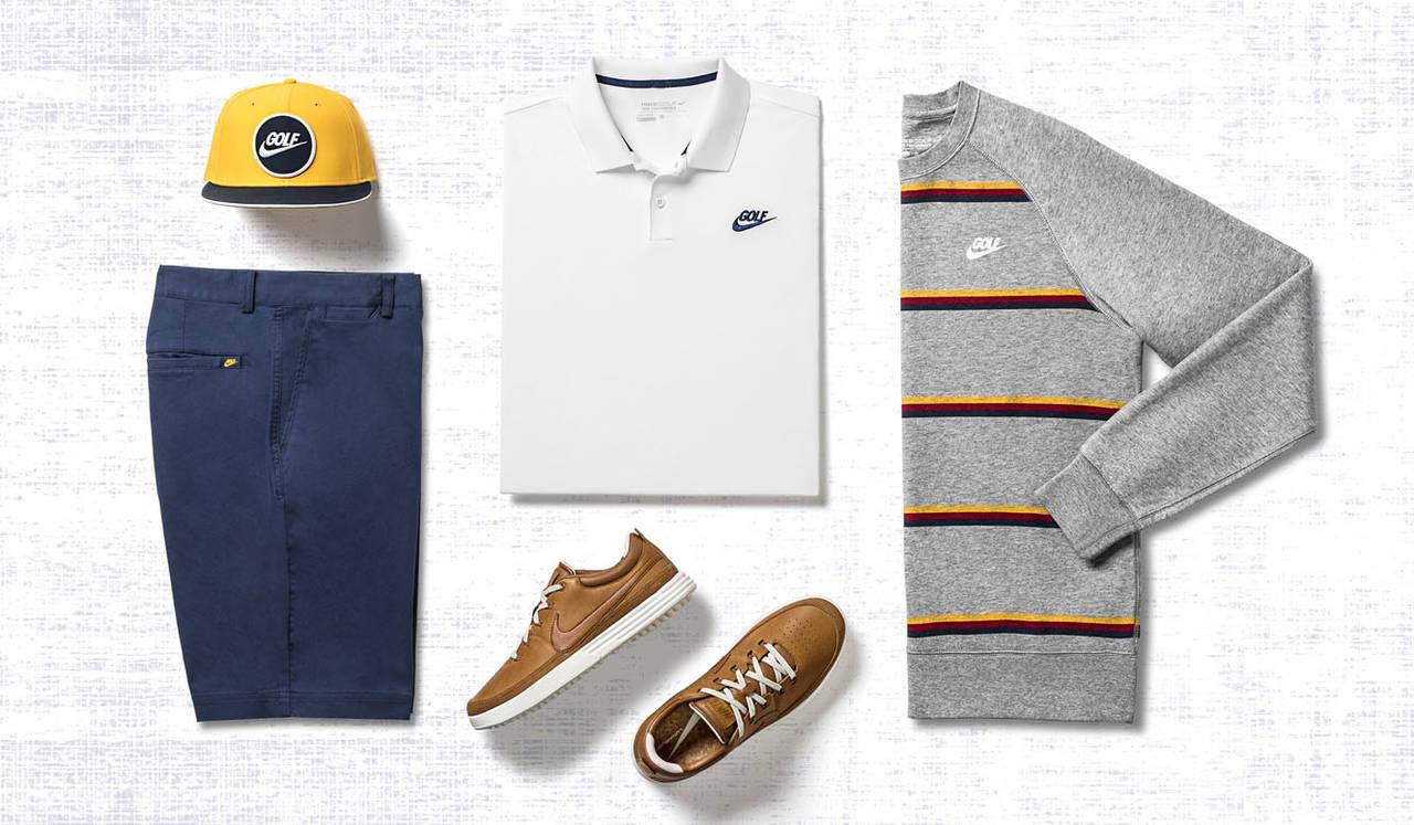 次世代ゴルファーが注目する、ナイキゴルフ最新コレクションが期間限定で発売|NIKE GOLF