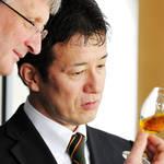 ジム・ビバレッジ氏と前田文男氏、ブレンダーの和洋最高峰が共演|Johnnie Walker Blue Label