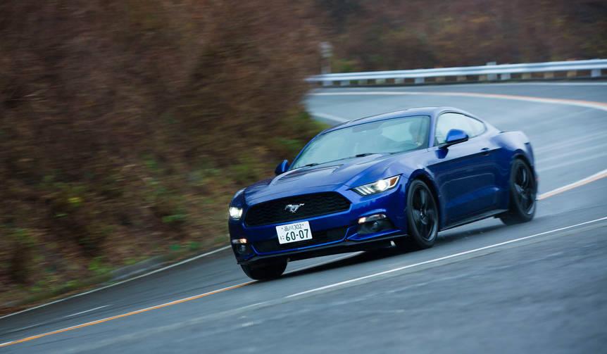フォード マスタング 50 イヤーズ エディションに試乗|Ford