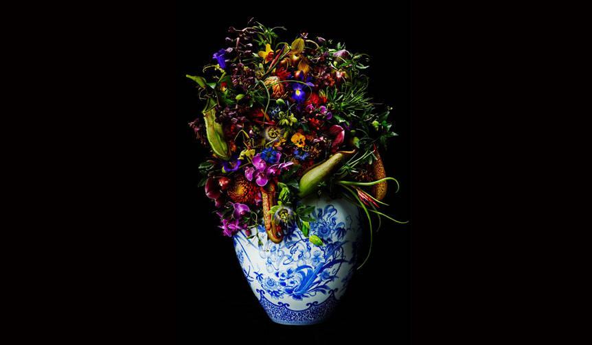 「花器研究所」プロジェクト第一弾、大壺「Eight Kunshi」|MARUWAKAYA