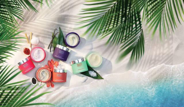 夏肌を磨く「ボディポリッシャー コレクション」発売|MOLTON BROWN