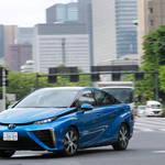 燃料電池車トヨタ MIRAI(ミライ)に試乗 |Toyota