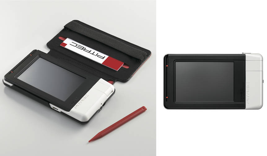 タッチパネルを新搭載。デジタル名刺ホルダーがリニューアル|KING JIM