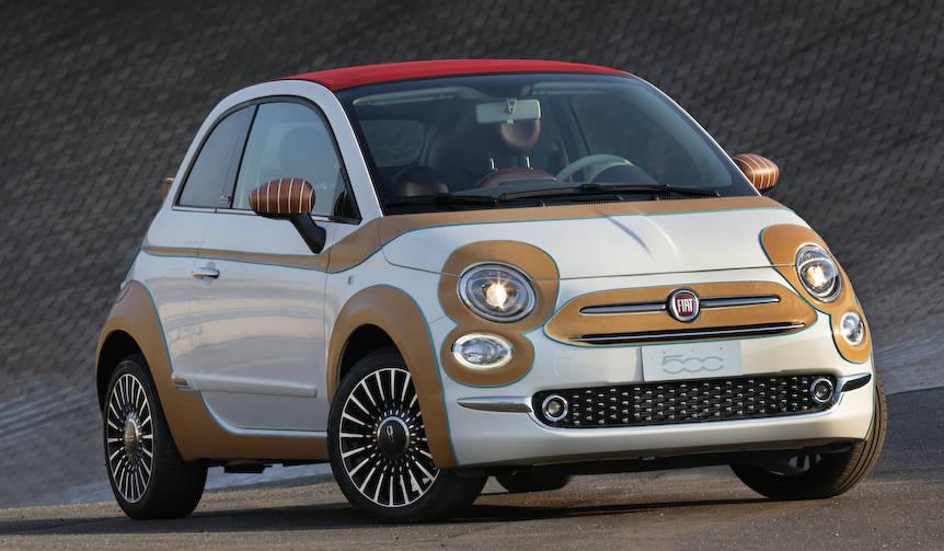 新型フィアット500、ワンオフの特別モデル Fiat