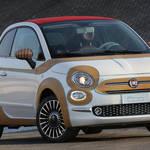 新型フィアット500、ワンオフの特別モデル|Fiat
