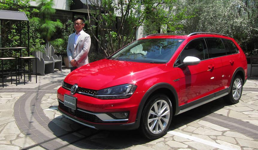 道を選ばずどこでも行ける「ゴルフ オールトラック」国内発売|Volkswagen