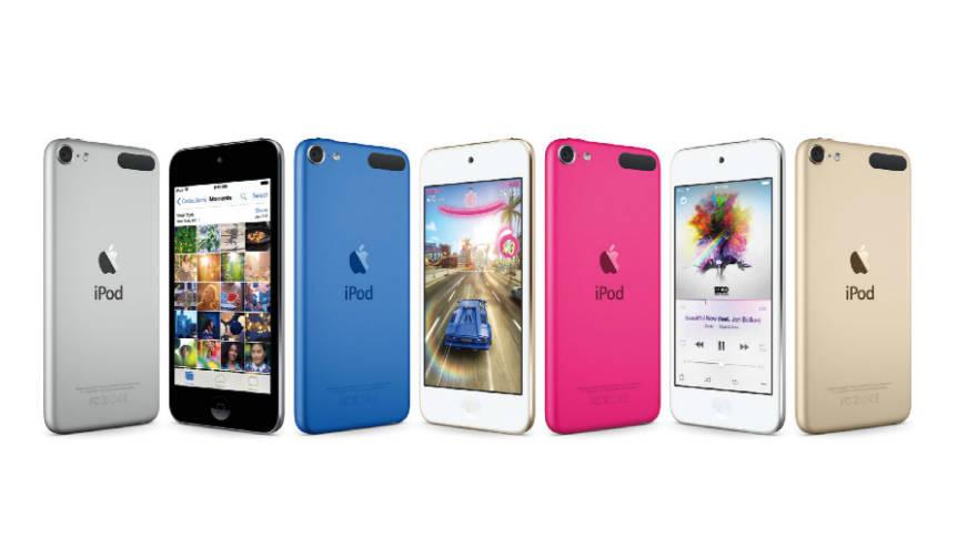 Apple Musicに対応した新世代の iPod touch 発売|APPLE
