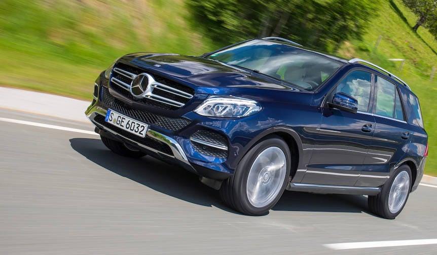 欧州で試す、メルセデス・ベンツの新SUV「GLE」|Mercedes-Benz