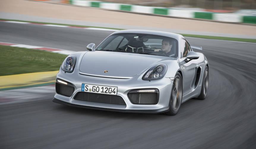 試乗、ポルシェ ケイマン GT4|Porsche