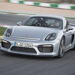 試乗、ポルシェ ケイマン GT4 Porsche