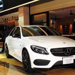 新型Cクラスのニューモデル、C 450 AMG 4マチックが上陸|Mercedes-Benz