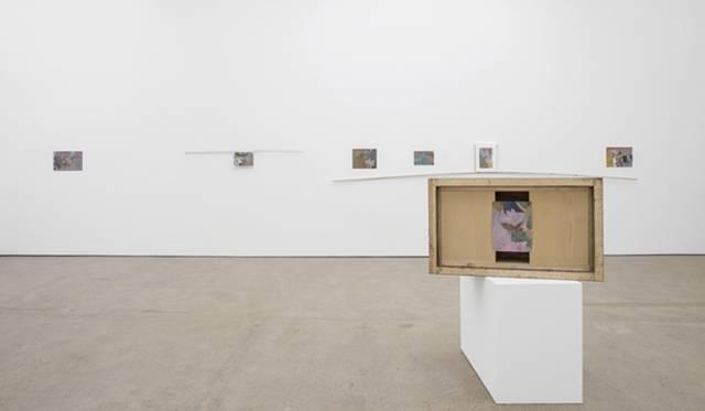 スコットランド出身のアーティスト、アンドリュー・カーの日本初個展| RAT HOLE GALLERY