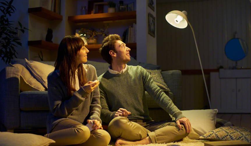 イノベーティブな技術が満載のソニーLED電球スピーカー|SONY