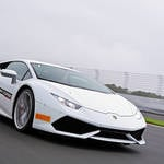 サーキット試乗、ランボルギーニ ウラカン|Lamborghini