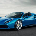 世界初公開、フェラーリ 488 スパイダー|Ferrari
