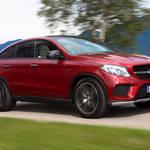 メルセデス・ベンツのクーペ+SUV「GLEクーペ」に試乗|Mercedes-Benz