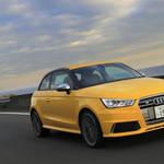 もっとも小さいSモデル、アウディS1に試乗|Audi