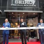 世界初「セイコープレミアムブティック」東京・銀座にオープン|SEIKO