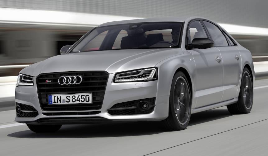 アウディ A8ファミリーに最速モデル「S8 プラス」が登場|Audi