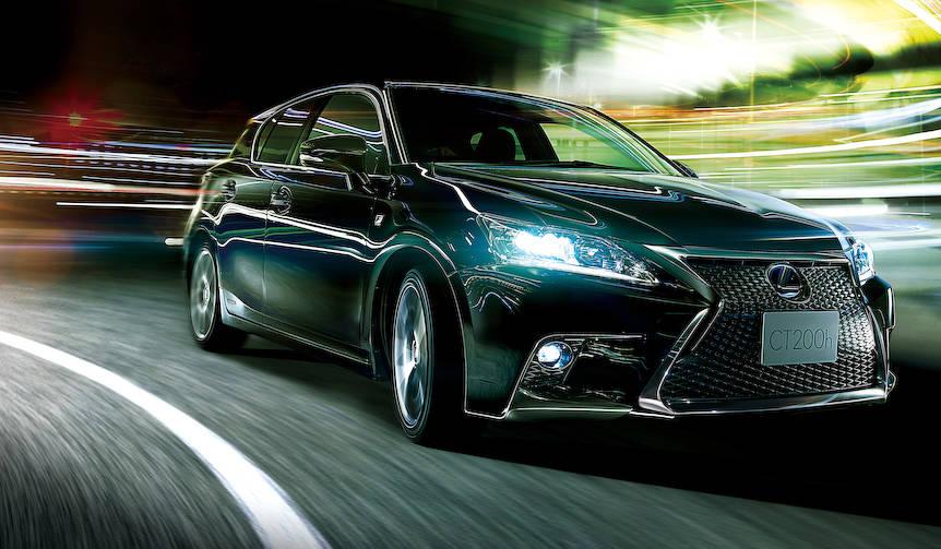 レクサスCT200に小変更|Lexus