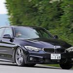 BMW4シリーズ グラン クーペに試乗する|BMW