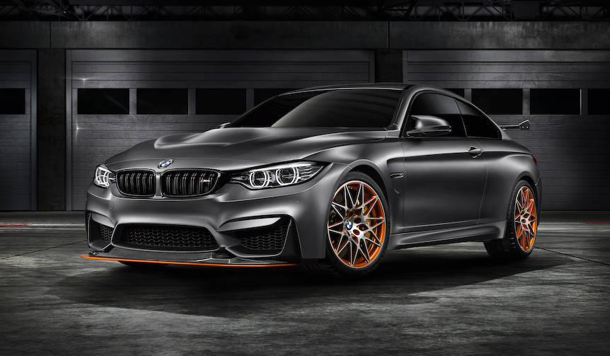 ハイパフォーマンス コンセプト「M4 GTS」を公開|BMW