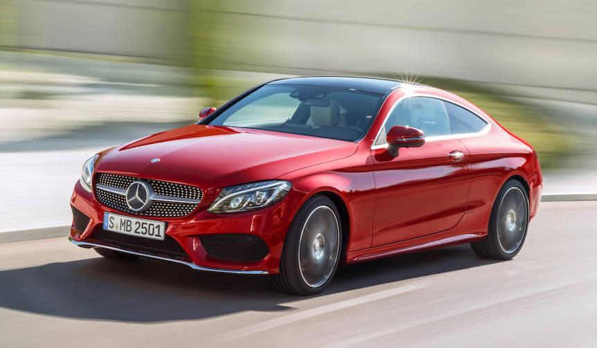 メルセデス・ベンツ新型Cクラス クーペが登場|Mercedes-Benz