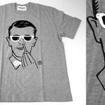 「Mr.Poppy」Tシャツが発売|H? Katsukawa from Tokyo