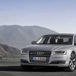 アウディ「A8」の安全装備を充実|Audi