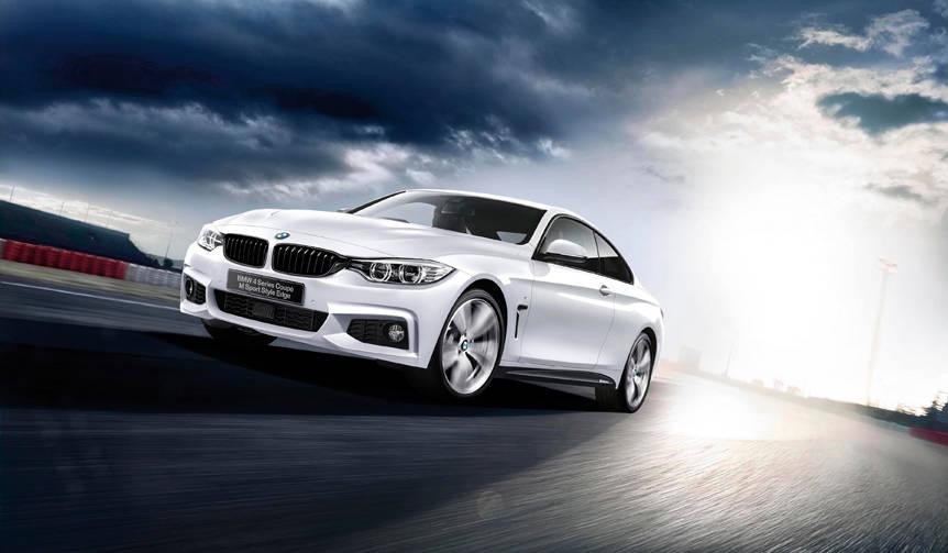 4シリーズ クーペに「M スポーツ スタイル エッジ」 BMW