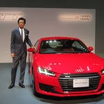 3代目アウディTTが日本上陸|Audi