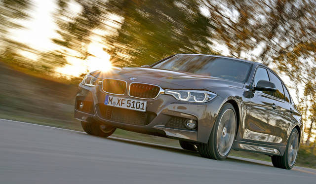 あたらしい3シリーズ、国内販売開始 BMW