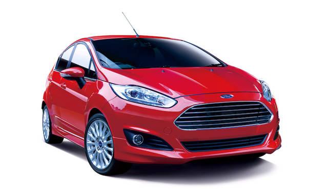 フォード フィエスタにレザーパッケージ特別仕様|Ford