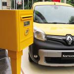 今度の新作カングーはフランスの郵便車がテーマ|Renault