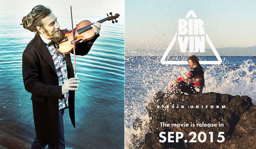 秋冬コレクションのテーマは「Street Violinist」 Birvin Uniform