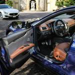 ゼニアが仕立てたマセラティのためのシルクシート|Maserati