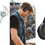 次世代インイヤーモデルを含む最新ヘッドホン全5製品が発売|BOSE