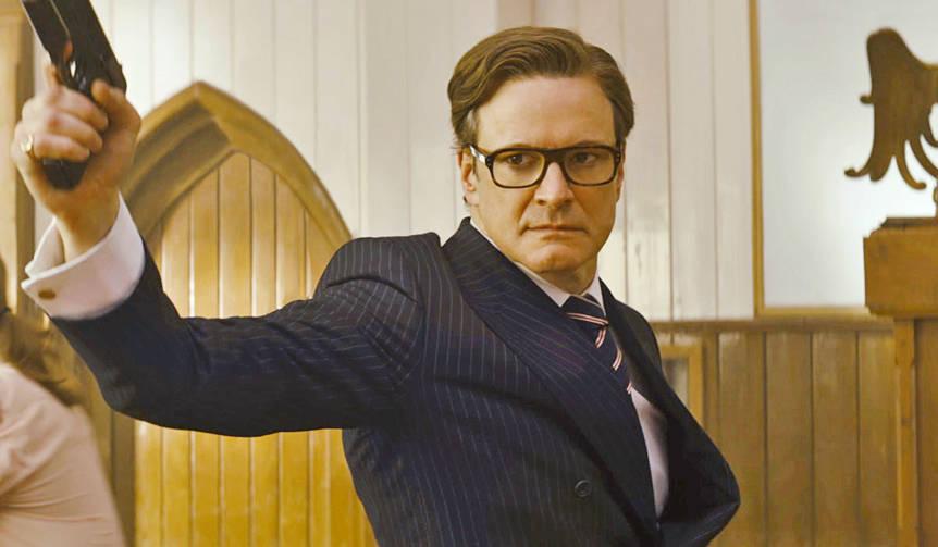 英国紳士を主役に据えた、常識破りのスパイアクション『キングスマン』 MOVIE