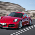 ポルシェ、911カレラ(Type 991)をマイナーチェンジ|Porsche