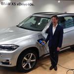 BMW「X5」にプラグイン ハイブリッドを追加|BMW