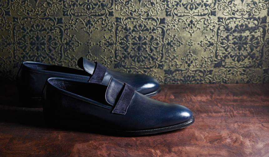 あどけなささえも優雅に演出する靴|JOHN LOBB