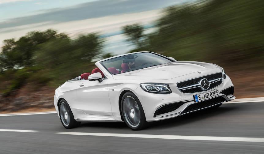 Sクラス カブリオレの姿があきらかに|Mercedes-Benz