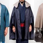 メンズ着物テーラー初の秋冬コレクションを発表|Y. & SONS